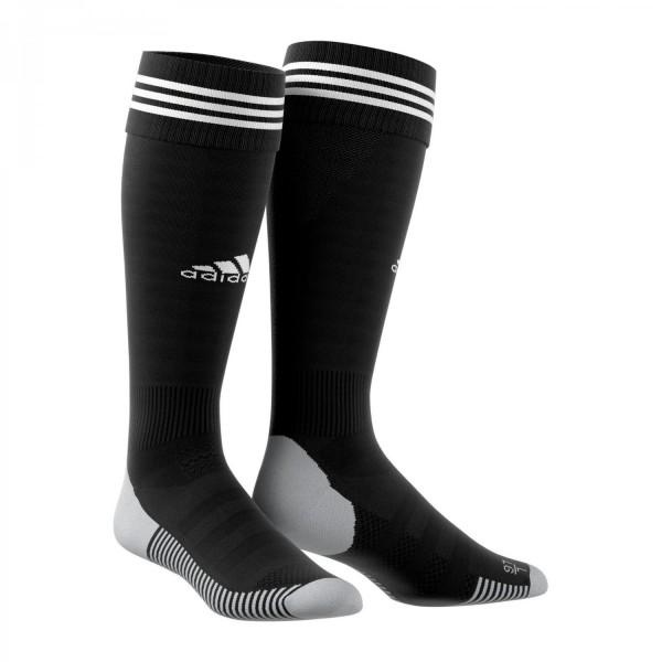 Adidas Adi Sock 18 Fußballstutzen Stutzenstrumpf schwarz/weiss