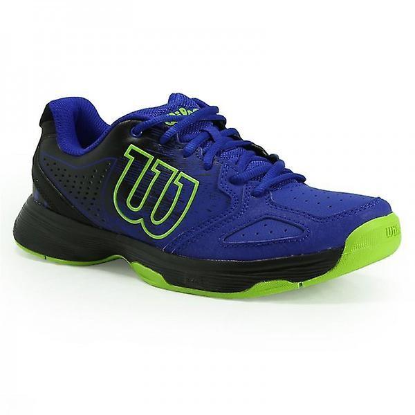 Wilson KAOS COMP Junior blau Tennisschuh Kinder
