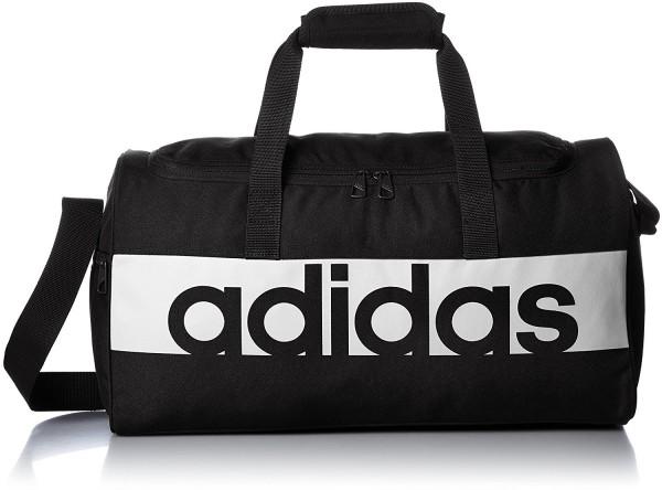 Adidas LIN PER TB M Linear Performance Teambag Gr. M schwarz/weiss