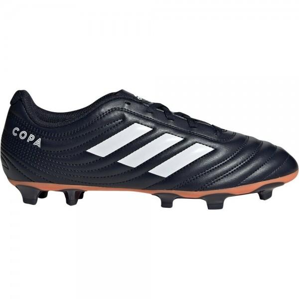 Adidas Unisex Copa 19.4 FG Fußballschuh dunkelblau/schwarz-weiß