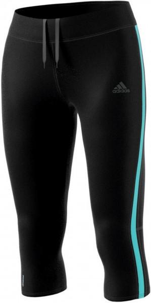 Adidas Damen 3/4 Tight Leggings schwarz