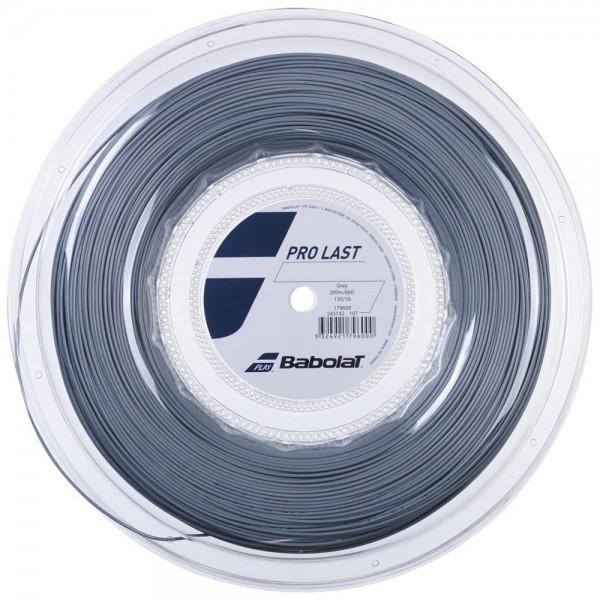 Babolat Pro Last 200m Saitenrolle 1,30mm grau