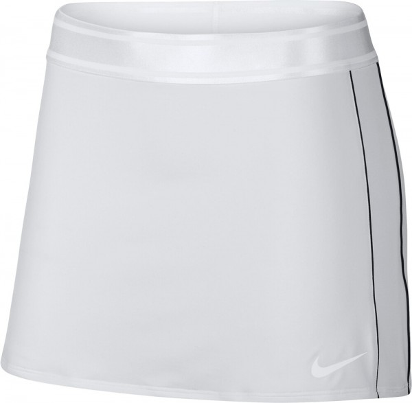 Nike Damen Tennisrock Court Dry Skirt weiß