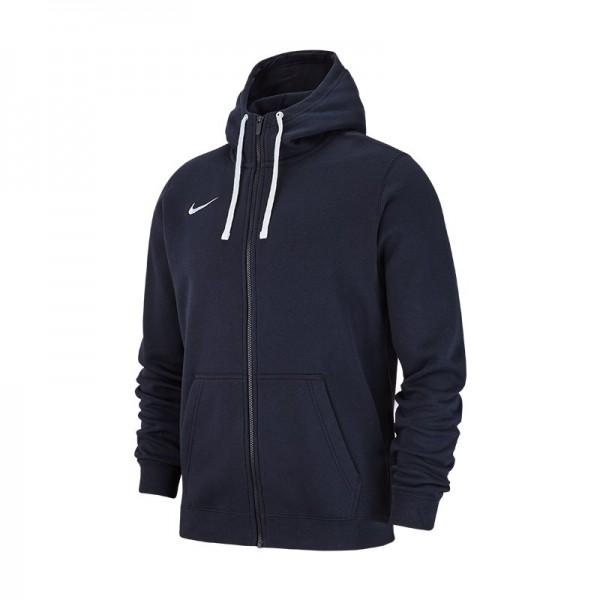 Nike Herren Club 19 Full Zip Hoodie Kapuzenjacke dunkelblau