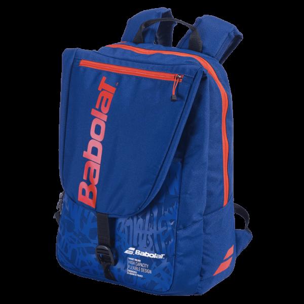 Babolat Tournament Bag Tennis Badminton Rucksack blau-rot