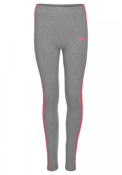 Adidas Kinder Essential Tight Leggins grau/pink