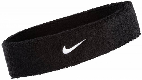 Nike Swoosh Headbands - white/black
