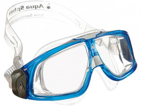 Aqua Sphere Seal 2.0 Schwimmbrille Clear-blue