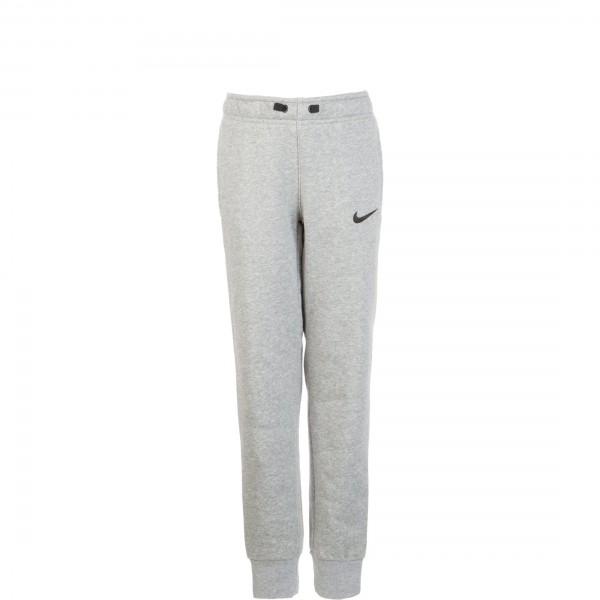 Nike Kinder Trainingshose Jogginghose grau