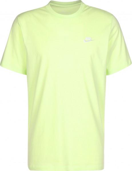 Nike Herren Sportswear Club T-Shirt lime