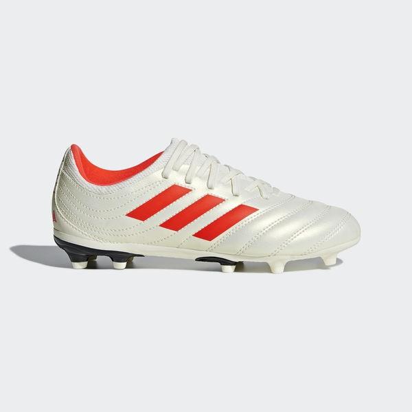 Adidas Copa 19.3 FG Fußballschuh Kinder weiß-rot