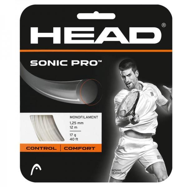 Head Sonic Pro 12 m Saitenset weiß