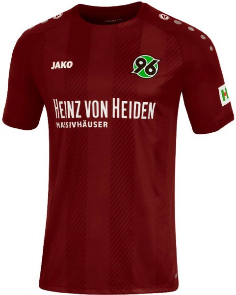 Jako Hannover 96 Trikot Home KA rot