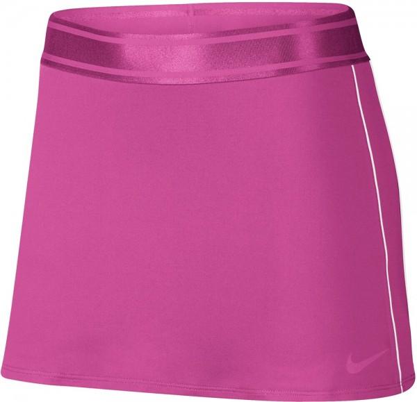 Nike Damen Tennisrock Court Dry pink