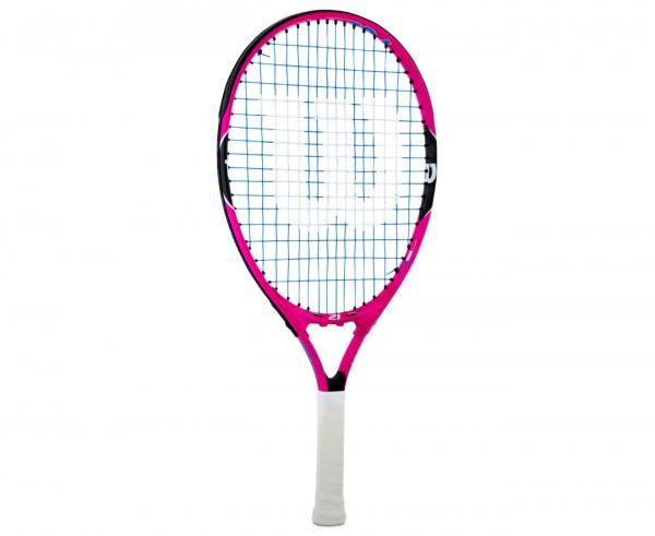 Wilson Burn Pink 21 RKT Racket Junior Tennisschläger