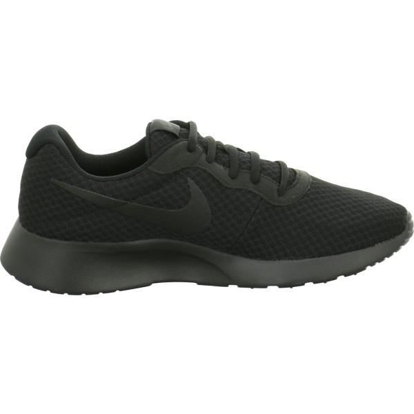 Nike Herren Tanjun Sneaker Freizeitschuh schwarz
