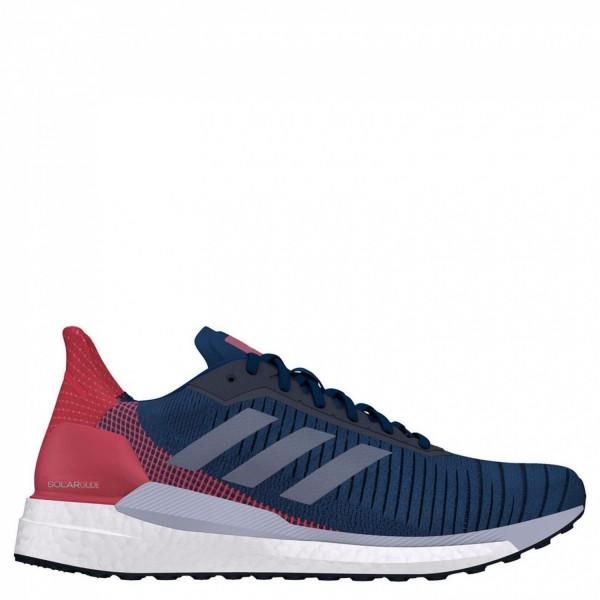 Adidas Herren Core Men Solar Glide 19 M Laufschuh blau-rot-silber