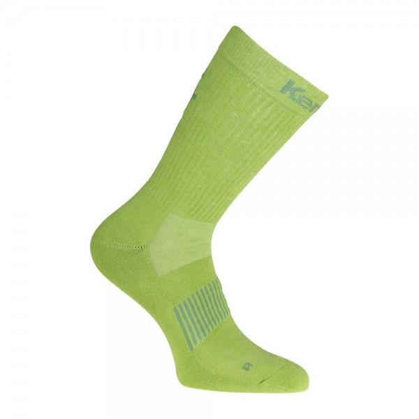 Kempa classic Socks neon Grün/neon Gelb