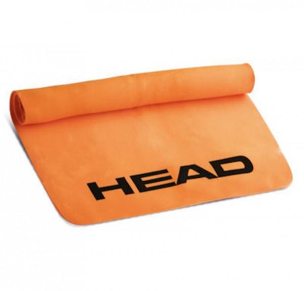 Head PVA Towel Handtuch Orange