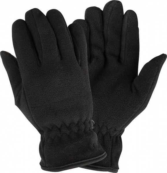 High Colorado Fleece Handschuhe JAN-A schwarz