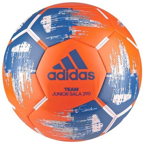 Adidas Team Junior Sala 290 Fussball orange/blau
