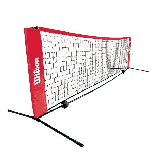 Wilson Tennisnetz 6.1m Kleinfeldnetz