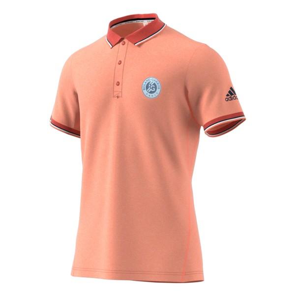 Adidas RG Polo Roland Garros coralle
