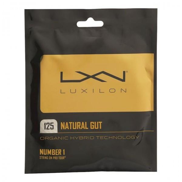 Luxilon Natural Saitenset 12,2 m naturfarben 1.30 mm