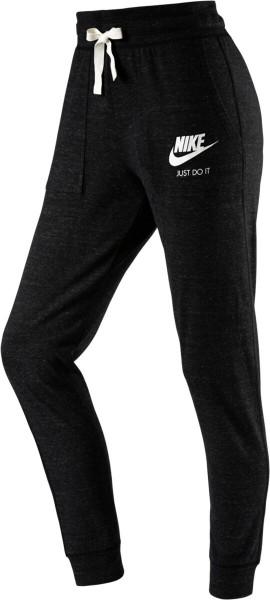 Nike Damen Jogginghose Gym Vintage schwarz