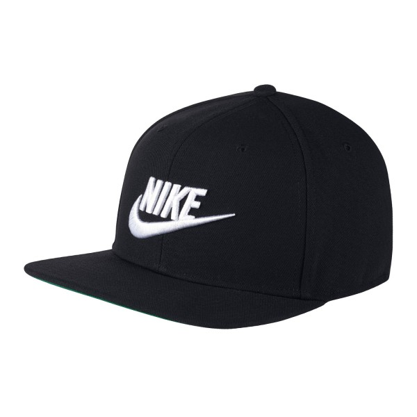 Nike NOS Cap Futura Pro Snapback schwarz/grün