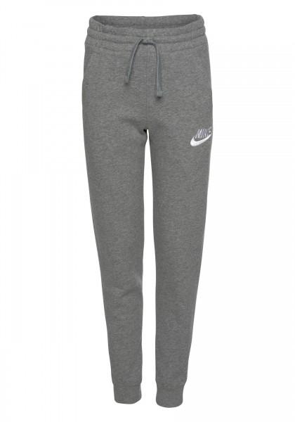 Nike Kinder Sportswear Club Jogginghose Freizeithose Kinder grau