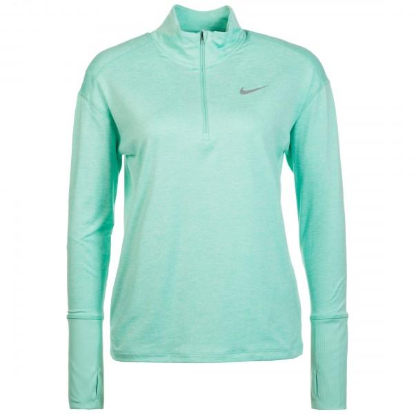 Nike Damen Element Top Langarmshirt türkis