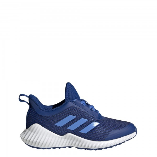Adidas Kinder Forta Run K Laufschuh blau-weiß