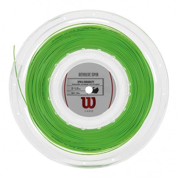 Wilson Revolve Spin 200 m GR Saitenrolle 1.25 mm