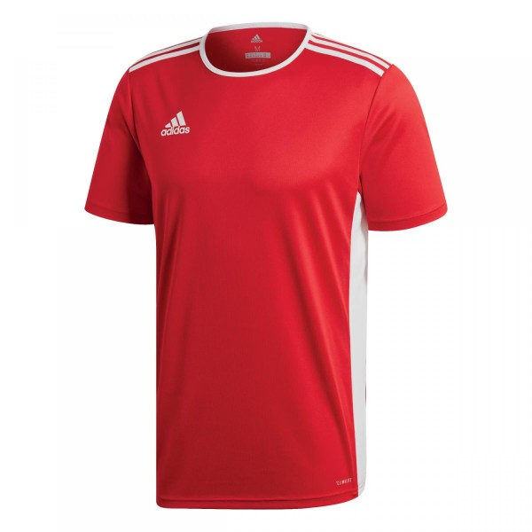 Adidas Herren Entrada 18 Trikot rot-weiß
