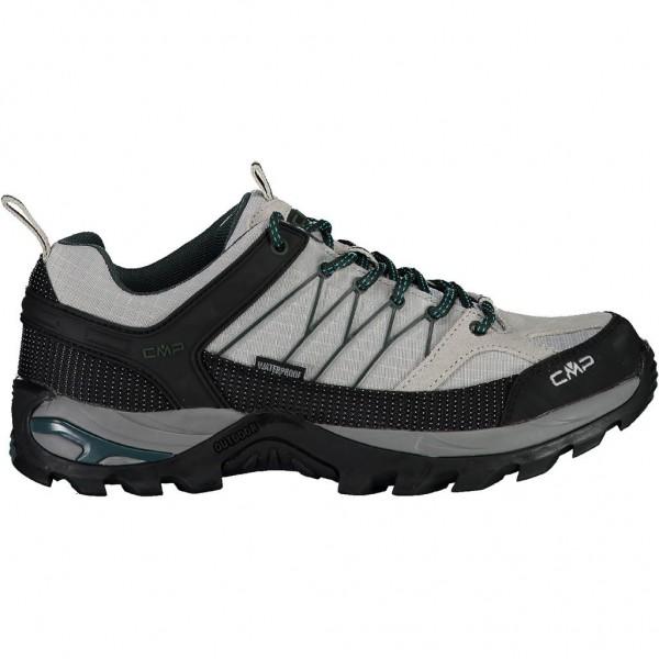 CMP Herren Rigel Low Trekkingschuh Walkingsschuh Outdoorschuh schwarz-grau