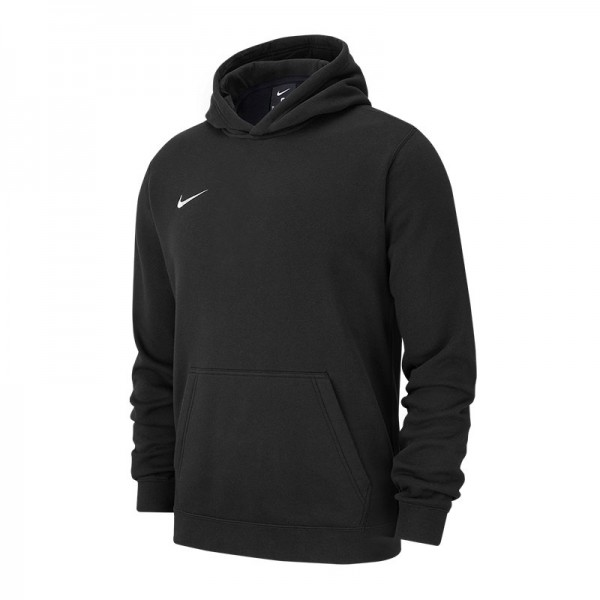 low priced 4fbf7 0fcc2 Nike Kinder Club 19 Fleece Kapuzenpullover schwarz
