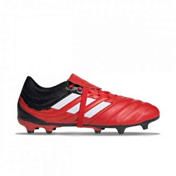 Adidas Herren Copa Gloro 20.2 FG Fußballschuh rot-weiß-schwarz