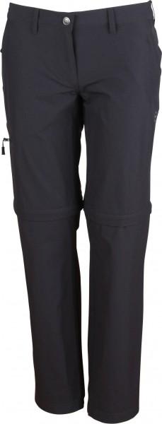 High Colorado Damen Chur 3-L-SL Zip-Off Trekkinghose Outdoorhose anthrazit