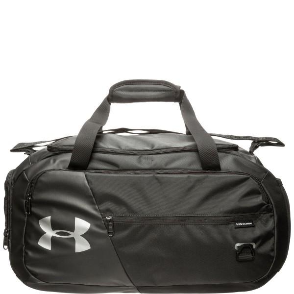 Under Armour Undeniable Duffel 4.0 Bag Sporttasche schwarz-silber
