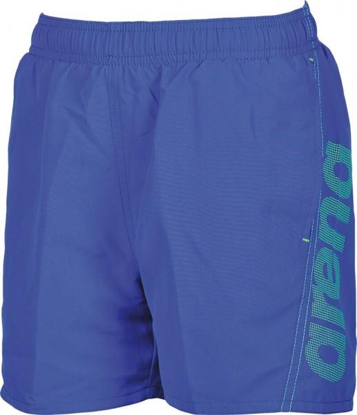 Arena Jungen Fundamentals Logo Boxer Junior Badeshort dunkelblau