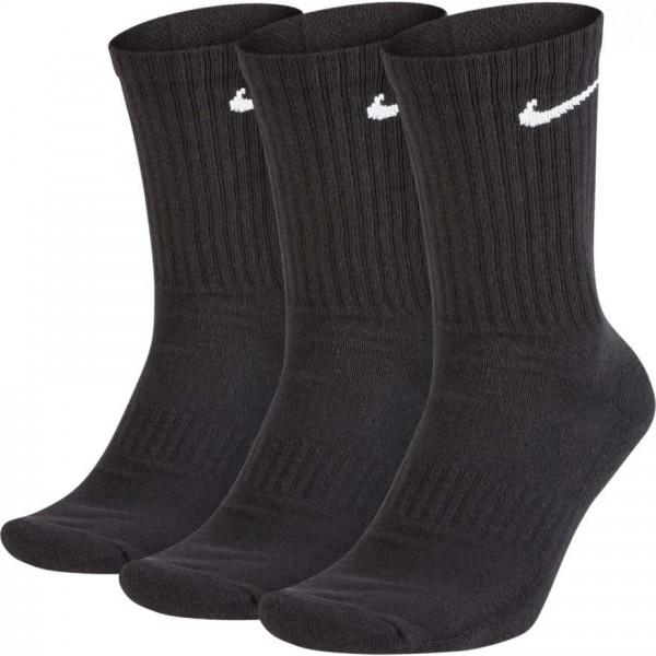 Nike Everyday Cushion Trainingssocken Sportsocken 3er Pack schwarz