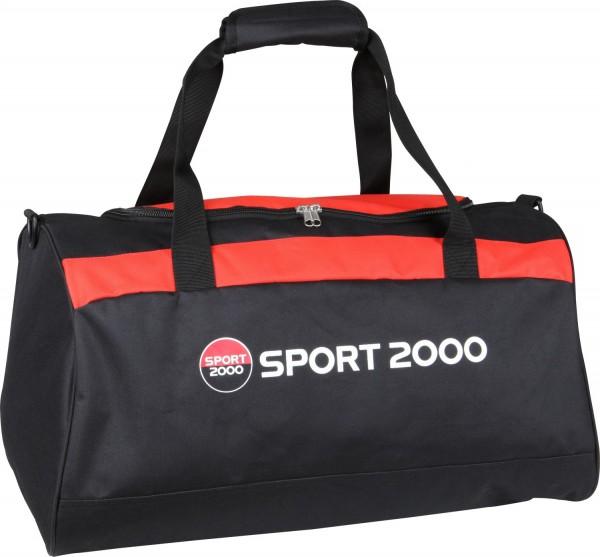 Sport 2000 Promotion Sporttasche Schwarz/ Rot