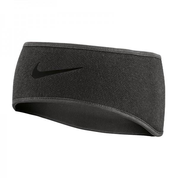 Nike Knit Fleece Headband Stirnband schwarz