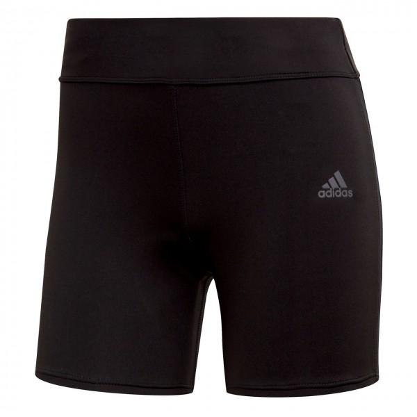 Adidas Damen Laufshort Response tight schwarz