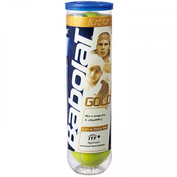 Babolat Gold Tennisbälle 4er Dose
