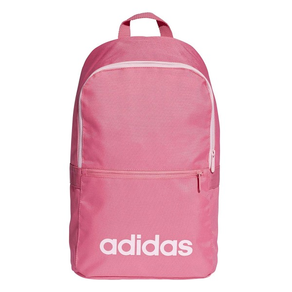 Adidas Rucksack Linear Classic pink/weiß