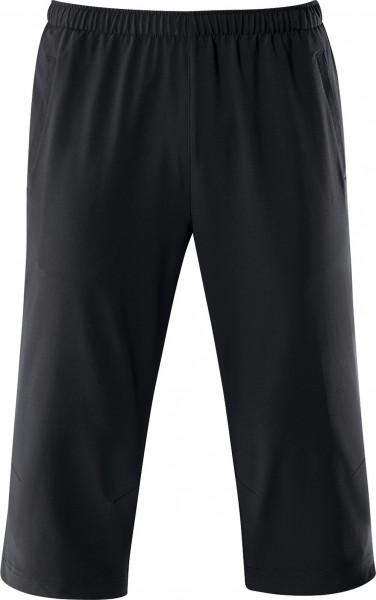 schneider sportswear Herren ANCONAM Trainings-3/4 Hose schwarz