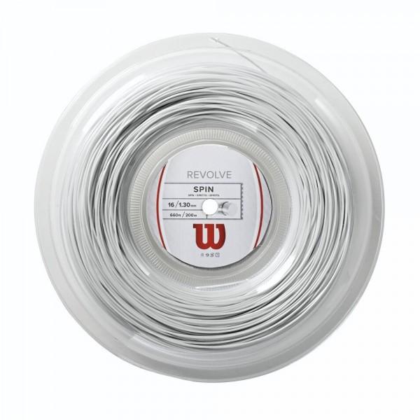 Wilson Revolve Spin 200 m WH Saitenrolle 1.30 mm