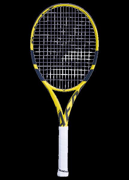 Babolat Pure Aero Lite Tennisschläger gelb/schwarz